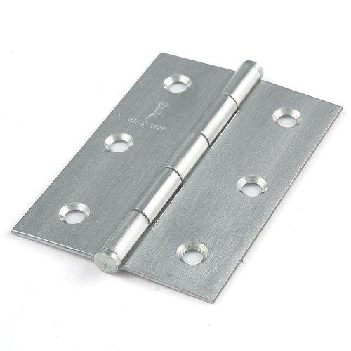 RVS Bladscharnier 70x50 - 6 gaten