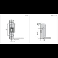 Zelfbouwlade BASIC 350mm - zelfbouwpakket 86mm