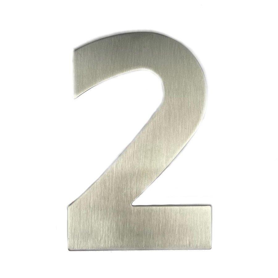RVS huisnummer 2