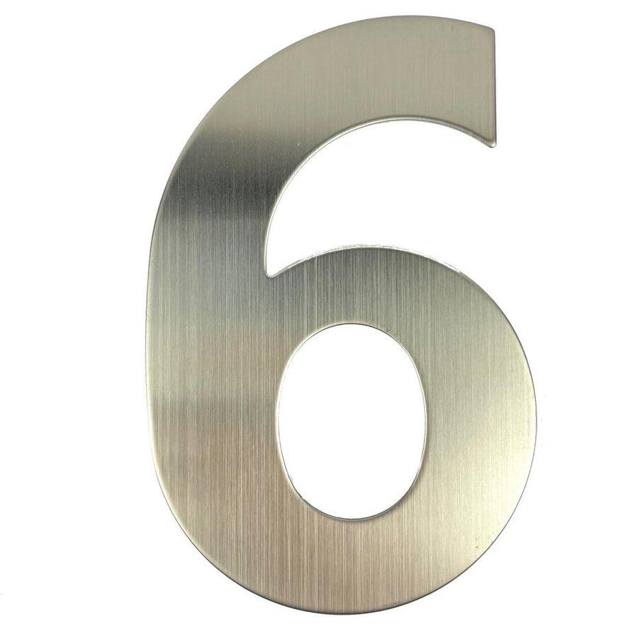 RVS huisnummer 6