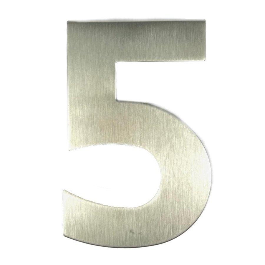 RVS huisnummer 5