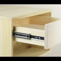 Softclose + Push to Open Combo Ladegeleiders 250mm