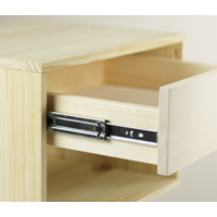 Softclose + Push to Open Combo Ladegeleiders 450mm