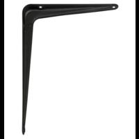 Schapdrager Staal Zwart 100x75mm