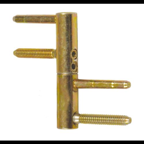 Inboorpaumelle 14x80mm - 3D verstelbaar