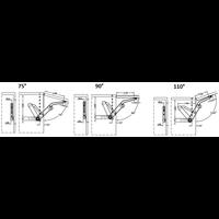 Klepsteun DOLAN - softclose