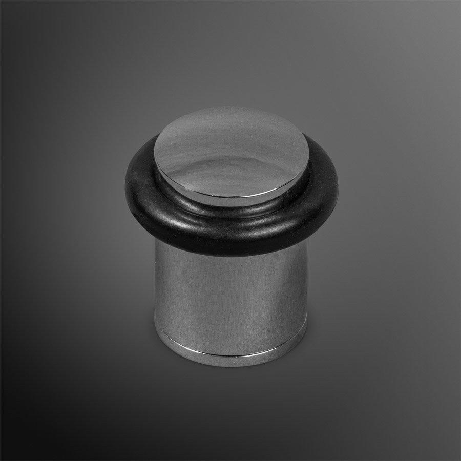 Deurstopper - chroom 20x30mm