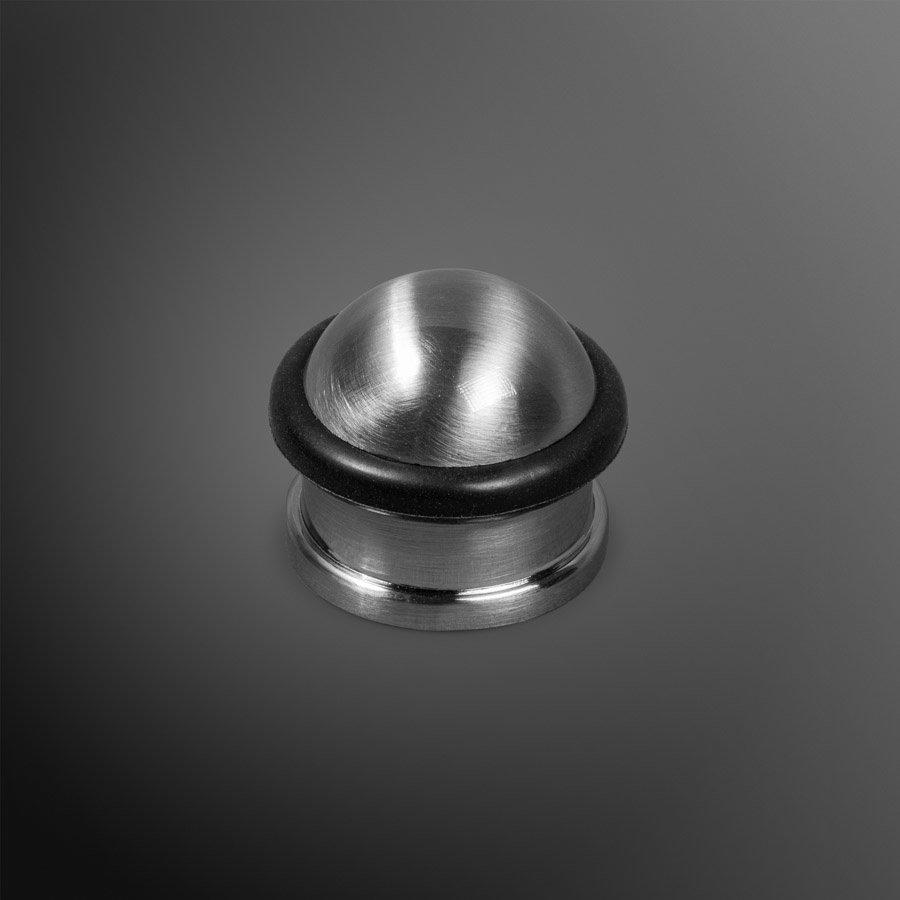 Deurstopper - chroom 30x27mm
