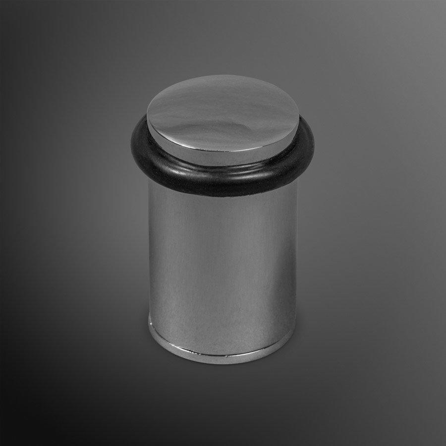 Deurstopper - chroom 32x55mm