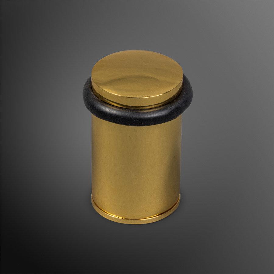 Deurstopper - goud 32x55mm