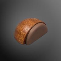 Deurstopper - sapeli - plakken 48x23mm