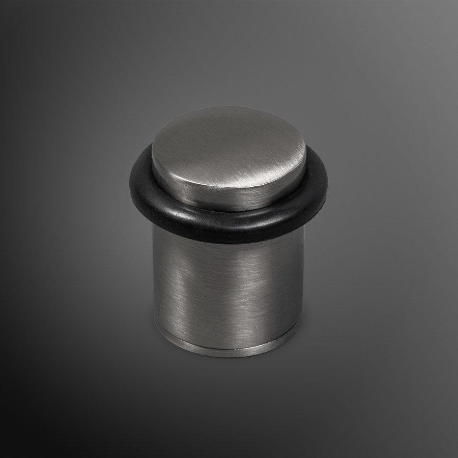 Deurstopper - vernikkeld 28x40mm