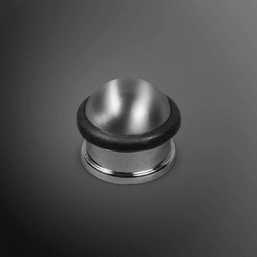 Deurstopper - vernikkeld 30x27mm