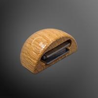 Deurstopper met magneet - eik - plakken 48x25mm