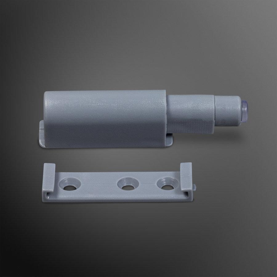 Druksnapper 12mm – Grijs