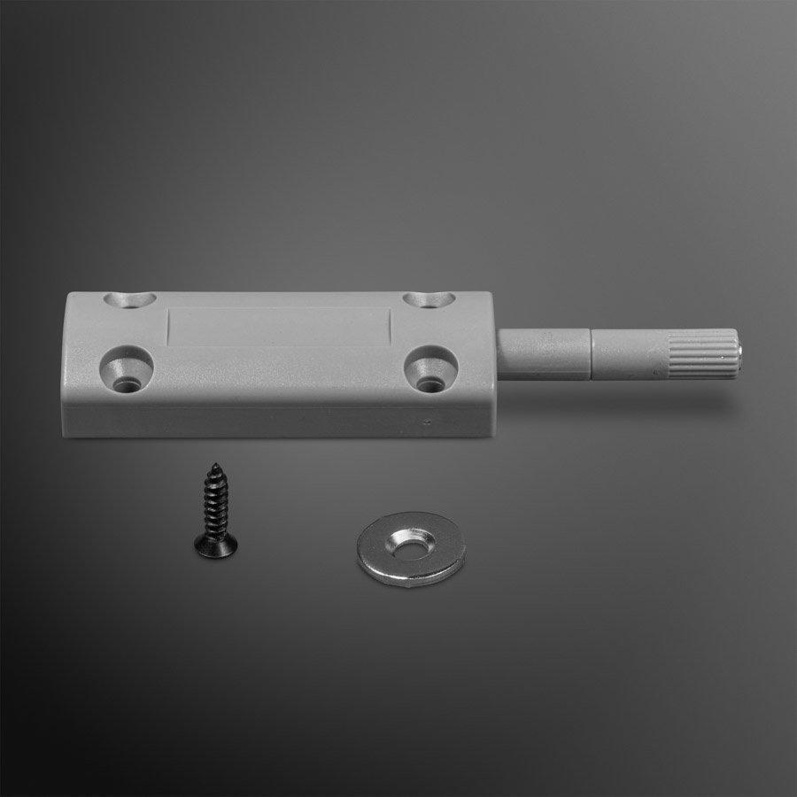 Druksnapper met magneet 30mm