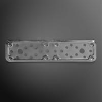 Koppelplaat 200x50x2,2mm