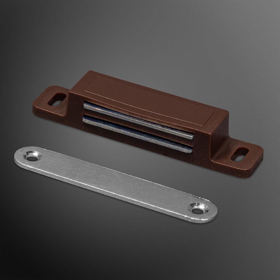 Magneetsnapper Bruin 10KG