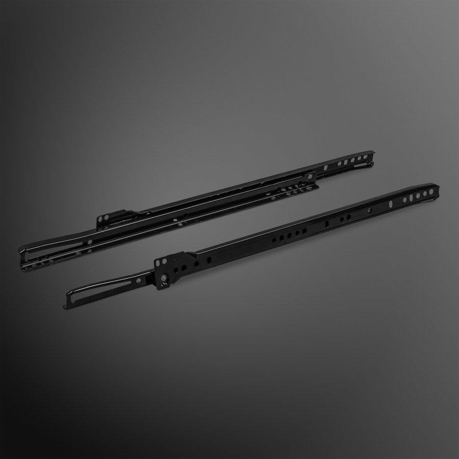 Rolgeleider 400mm – Zwart