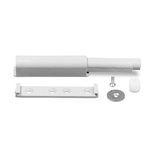 Druksnapper 40mm  met magneet – Grijs