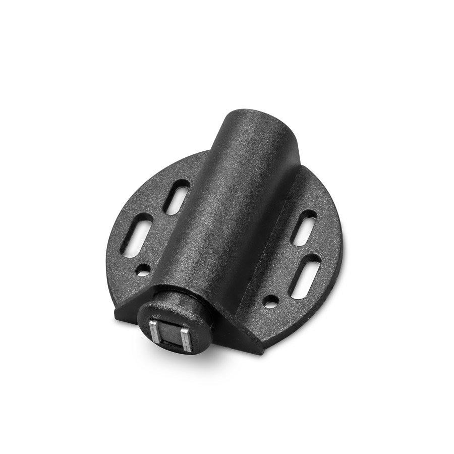 Druksnapper enkel met magneet 13mm – zwart