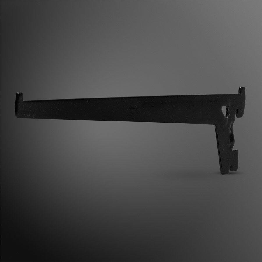 Plankdrager zwart 400mm
