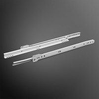 Rolgeleider 250mm – Wit
