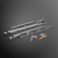 Softclose + Push to Open Combo Ladegeleiders 600mm