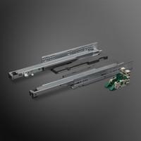 Softclose + Push to Open Deluxe Ladegeleiders 500mm