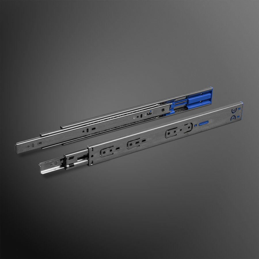 Softclose ladegeleiders 300mm