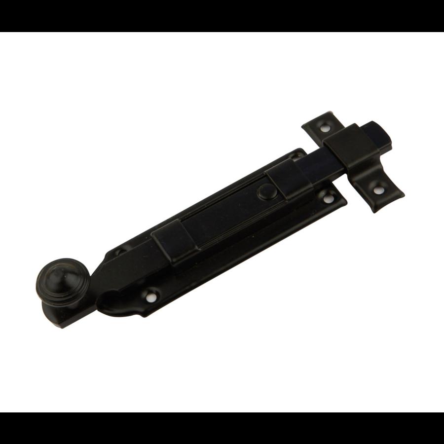 Schuifslot Zwart 150mm
