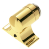 Deurstopper met magneet - goud 44x55x43mm