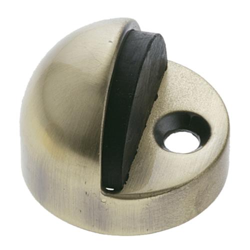 Deurstopper - antiek brons 45x33mm
