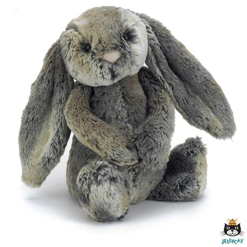 Jellycat Bashful Cottontail Bunny Small - 18CM