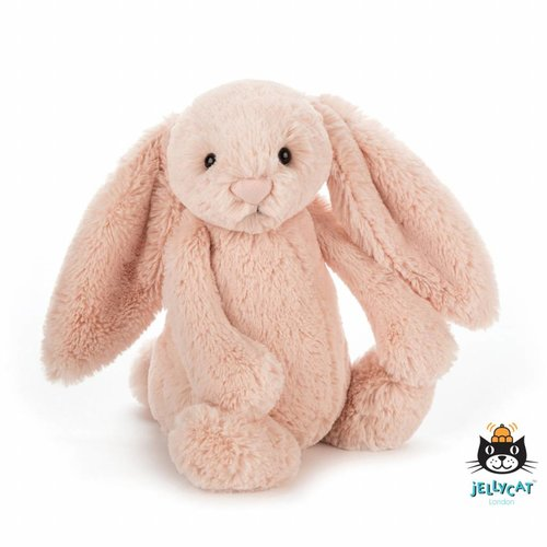 Jellycat Bashful Blush Bunny Medium - 31CM
