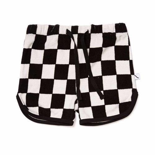 CarlijnQ Checkers Shorts