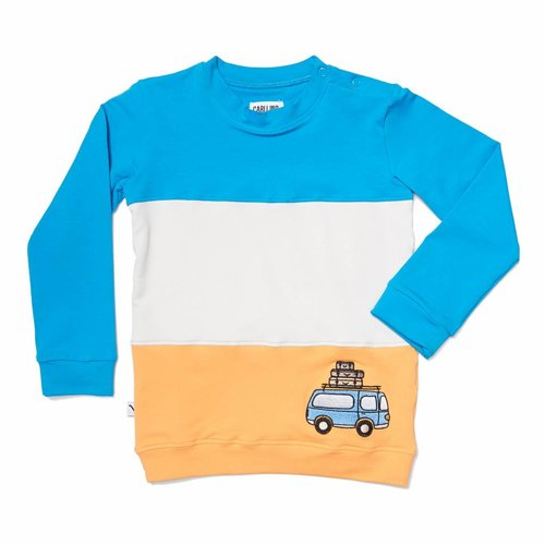 CarlijnQ Sweater Road Trippin