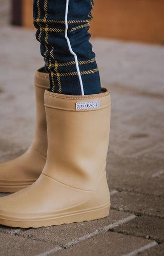 Lined rain boots Enfant / CarlijnQ