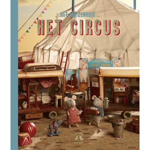 Het Muizenhuis Mouse House part 3 - The Circus
