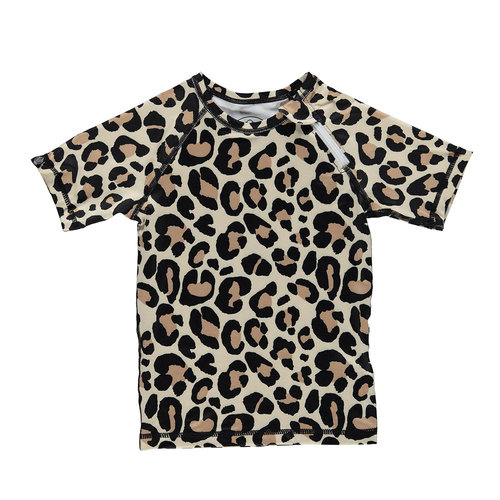Beach and Bandits Leopard shark tee