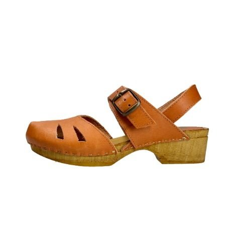 LMDI Shoes PEDRAZA CLOGS - BROWN