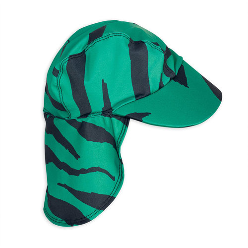 Mini Rodini Tiger aop swim cap - Limited stock