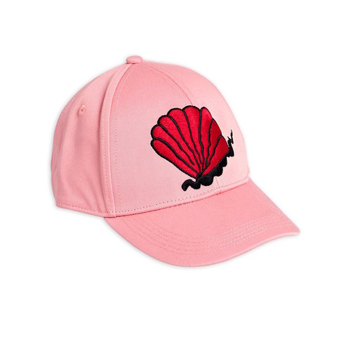 Mini Rodini Shell cap Pink - Limited stock