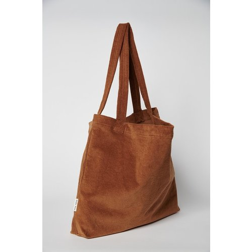 Studio Noos Brown rib MOM-Bag