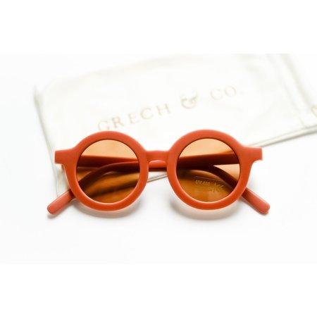 Grech & Co Duurzame zonnebril - Rust