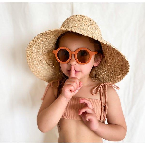 Duurzame zonnebril - Rust