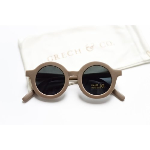 Grech & Co Children's sunglasses - Stone