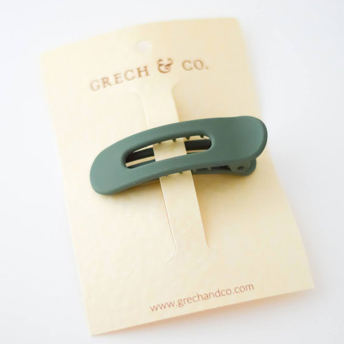 Grech & Co Grip Clip - single Fern