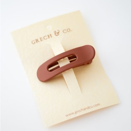 Grech & Co Grip Clip - single Rust