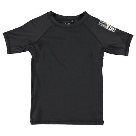 Molo Neptune Solid Black UV Shirt